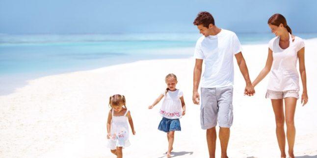 Ailece Tatil Yapmak Çocukların Uzun Süre Mutlu Olmasını Sağlıyor!