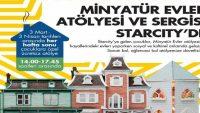 """""""Minyatür Yaşamlar"""" Bebek Evleri Sergisi Starcity Outlet'te!"""