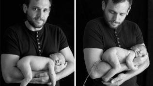 Bebek Fotoğraf Çekimi Sırasında Yaşanan Komik Anlar