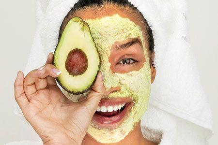 avokado-maskesi
