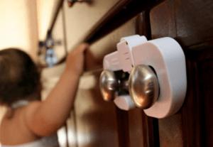 kapıda bebek güvenliği