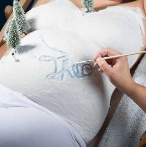 hamilelik ve sanat