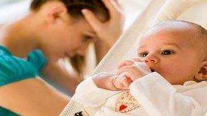 Doğumdan sonra bir kadının normal yaşantısına dönmesi için 6 hafta gereklidir