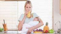 Doğum Sonrası Forma Girmek İçin Annelere Öneriler – Diyetisyen Gül Özen