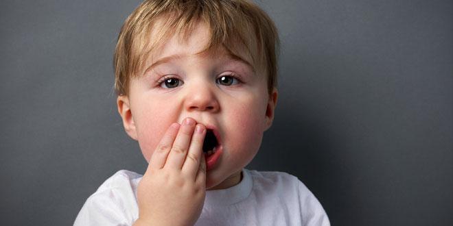 çocuklarda ağız kokusu