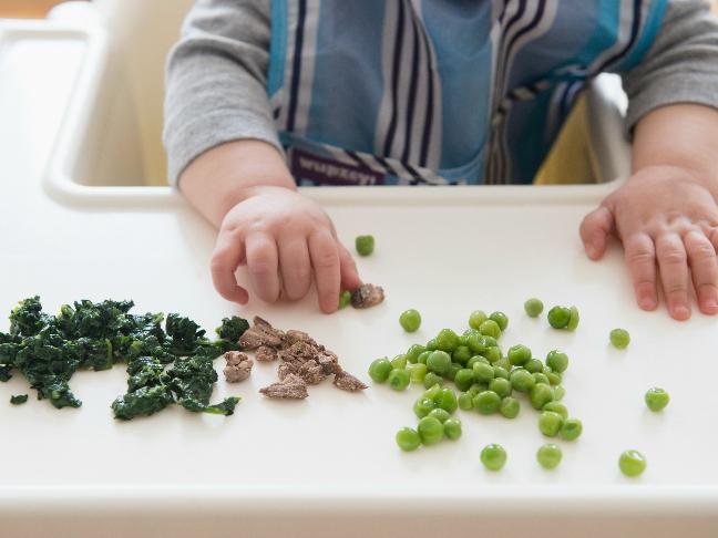 parmak gıdalar