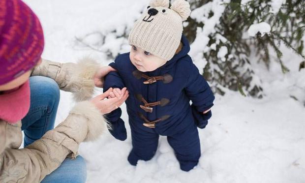 Bebekleri Soğuktan Koruma