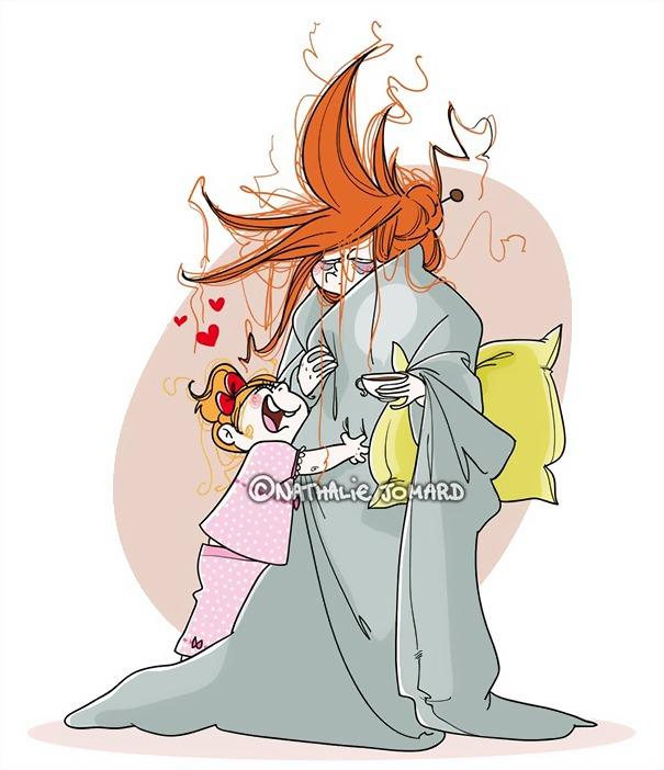 anne olmak