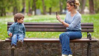 Çocuk Fotoğrafları Sosyal Medyada  Paylaşılmalı mı?