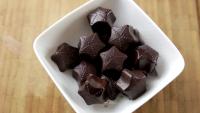 Ev Yapımı Bebek Çikolatası