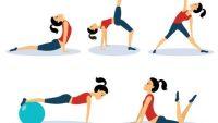Yoğun Anneler İçin 10 Dakikalık Egzersiz Programı