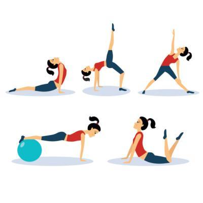 anneler için egzersiz