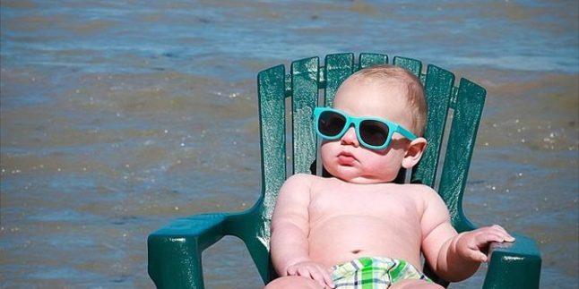 Sıcak Havalarda Çocuk Bakımı Hakkında Dikkat Edilmesi Gerekenler