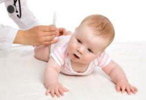 Bebeklerde Sırt Dikeni