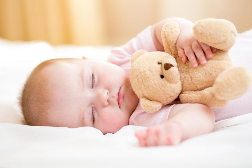 Bebeklerde Uyku Sorununun