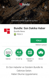 Bundle annelerbilir