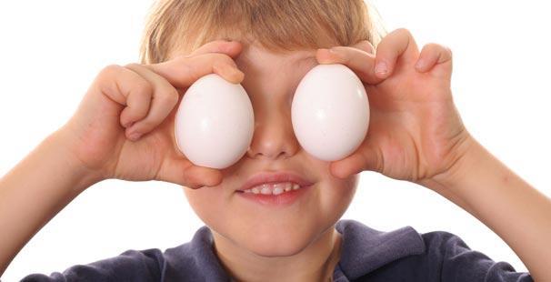 çocuklara yumurtayı sevdirecek tarifler