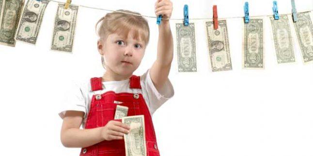 Çocuklarınıza Para Kullanmayı Öğretin