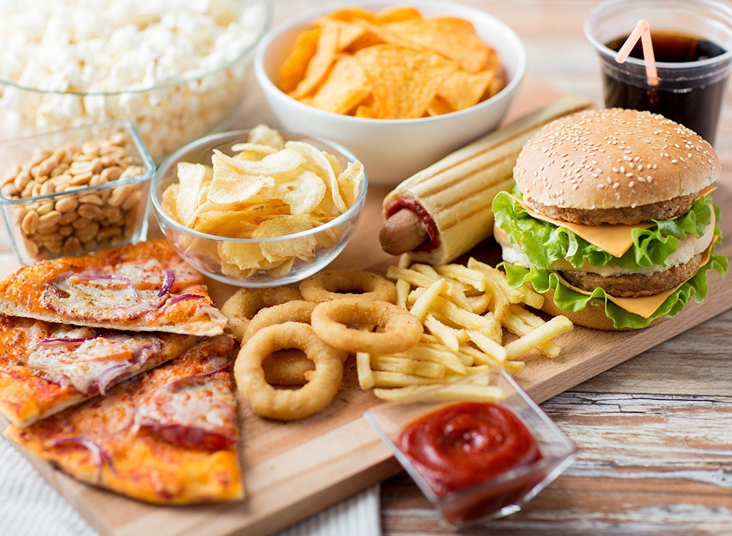 sağlıksız besinler