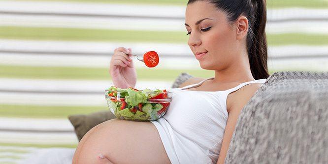 hamileler için yemek