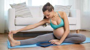 Hamilelikte Egzersiz! Faydalı mı, Zararlı mı?