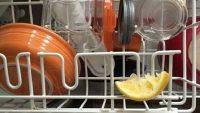 Bulaşık Makinesine Limon Koymanın Faydaları