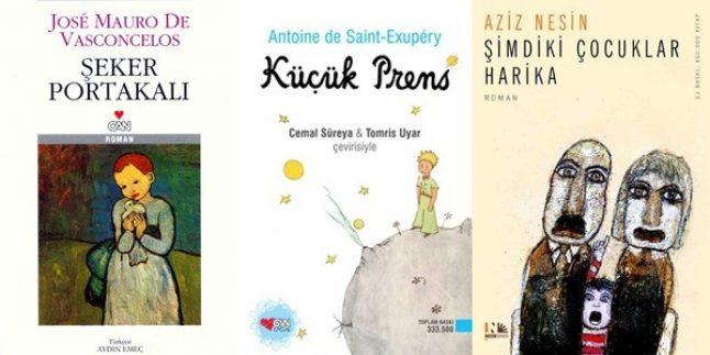 Her Çocuğun Okuması Gereken En İyi Çocuk Kitapları