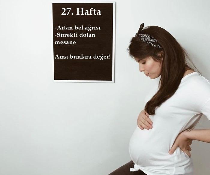 hamileliğin zorlukları